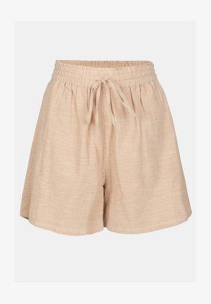 MAY SHORT - Shorts - brown