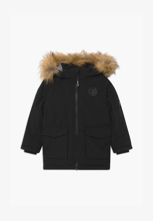 KID - Winter coat - black