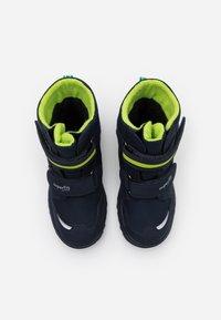 Superfit - HUSKY - Botas para la nieve - blau/grün - 3