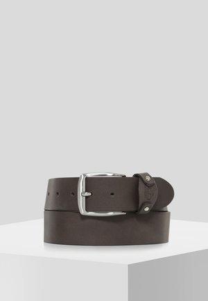 Belt - cocoa