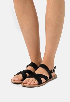 DIBA - Sandals - noir
