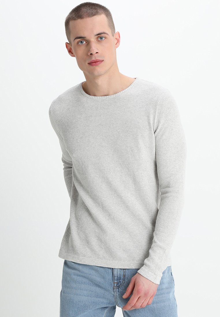 REVOLUTION - Jumper - light grey