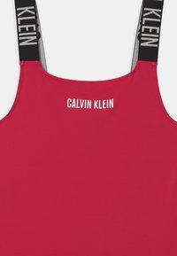 Calvin Klein Swimwear - Costume da bagno - pink heart - 2
