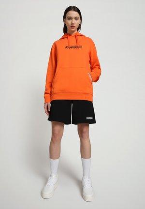 B-BOX HOODIE - Hoodie - orangeade