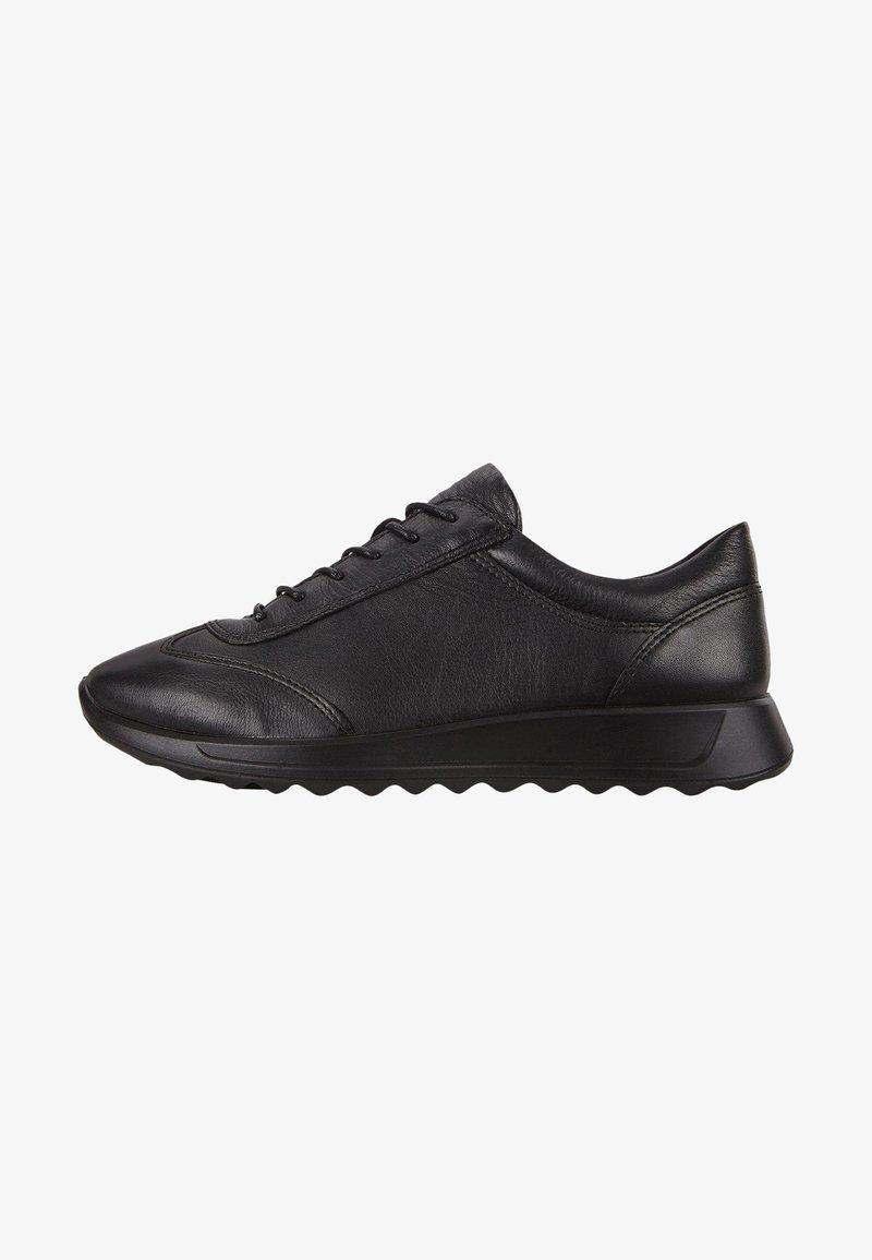 ECCO - FLEXURE RUNNER W  - Sneakers laag - black