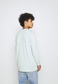 Zign - UNISEX - Långärmad tröja - turquoise - 2