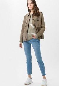 BRAX - Summer jacket - khaki - 1