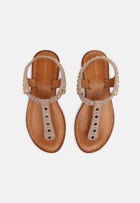 Copenhagen Shoes - REAL SUMMER - T-bar sandals - beige - 4