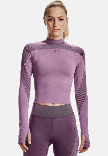 Sports shirt - polaris purple