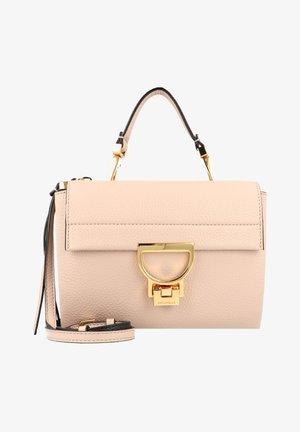 Handväska - powder pink