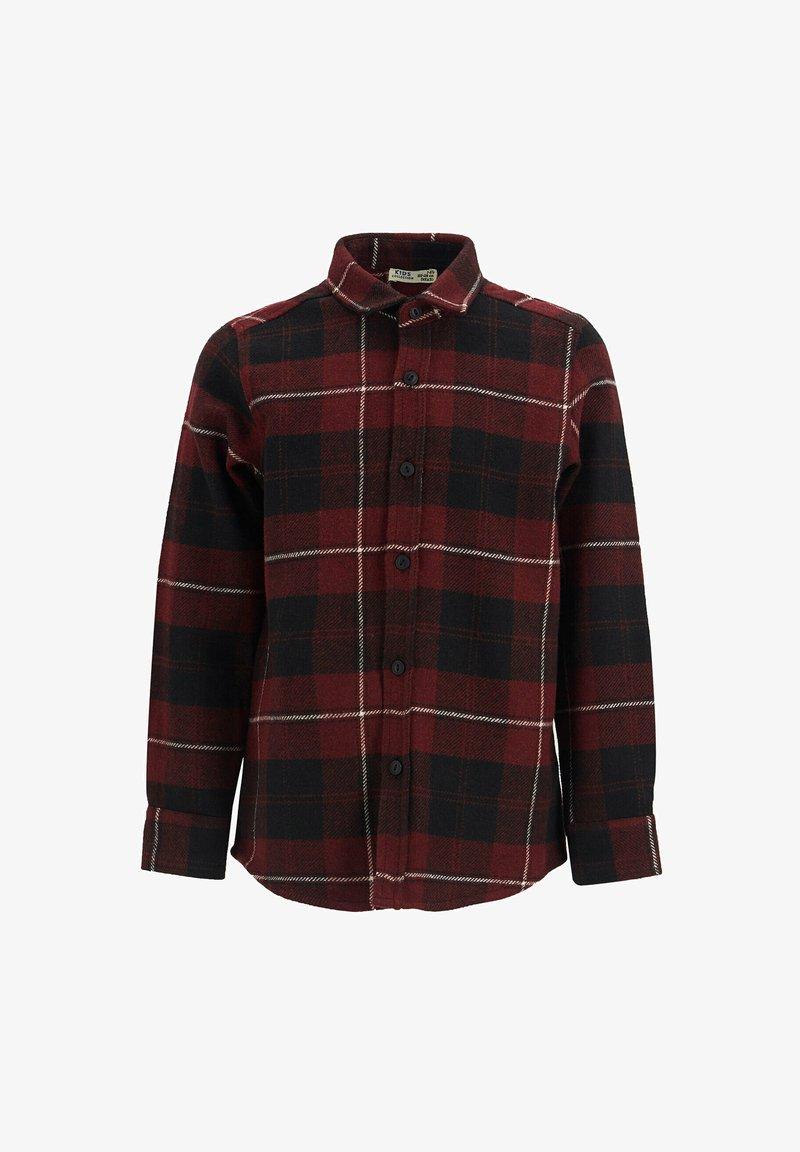 DeFacto - Shirt - bordeaux