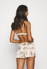 Etam - STRALE SHORT - Pantaloni del pigiama - off-white/multicoloured - 2