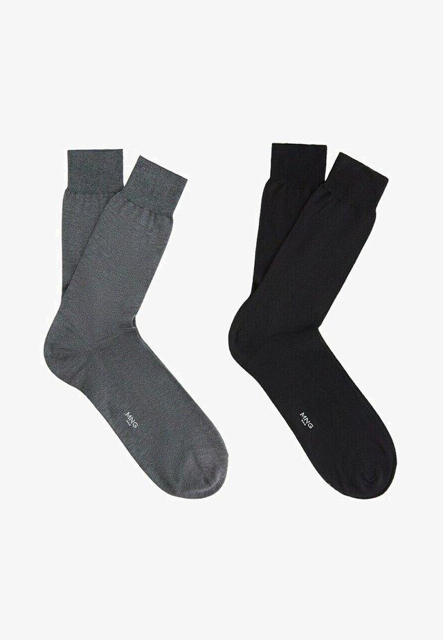 SCOTLIGN - Chaussettes - noir