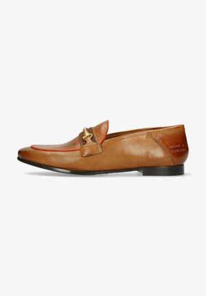 SCARLETT - Slip-ons - light brown