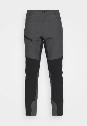 BANNER - Outdoor trousers - granite