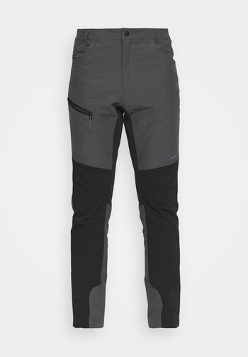 BANNER - Outdoorové kalhoty - granite