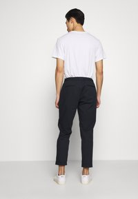 The Kooples - PANTALON - Kalhoty - dark navy - 2