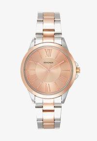 Sekonda - LADIES TWO TONE WATCH ROUND - Watch - silver-coloured - 0