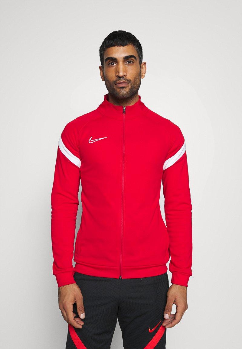 Nike Performance - DRY ACADEMY - Veste de survêtement - university red/white
