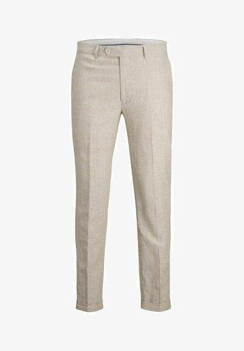 JPRRAY SID  - Dressbukse - beige