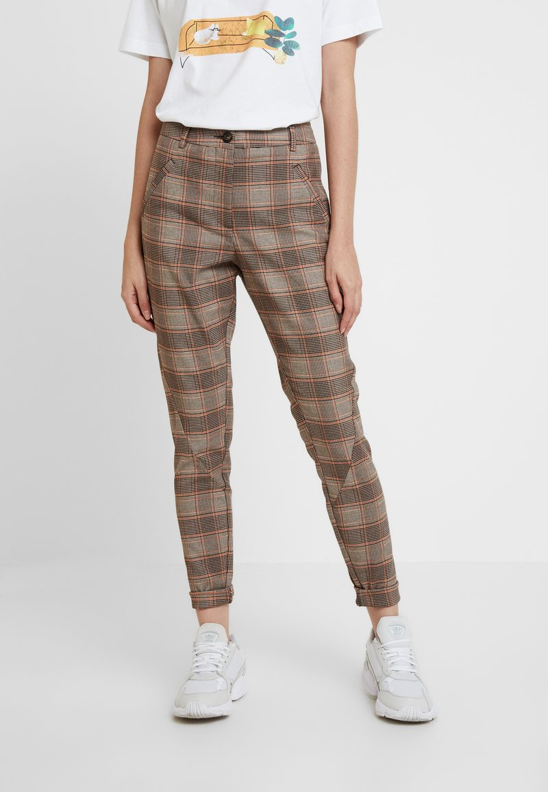 Fiveunits - ANGELIE - Trousers - plaza