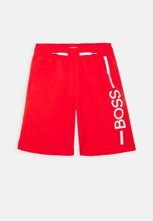 SWIM  - Swimming shorts - bright red