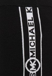 MICHAEL Michael Kors - TAPE TUBE SKIRT - Bleistiftrock - black - 5