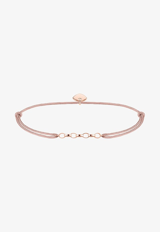 Bracelet - roségold-coloured/beige