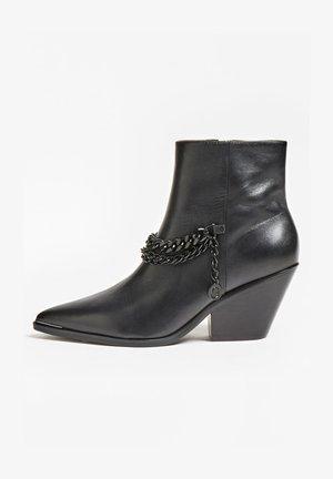 PATZIY - Ankle boots - noir