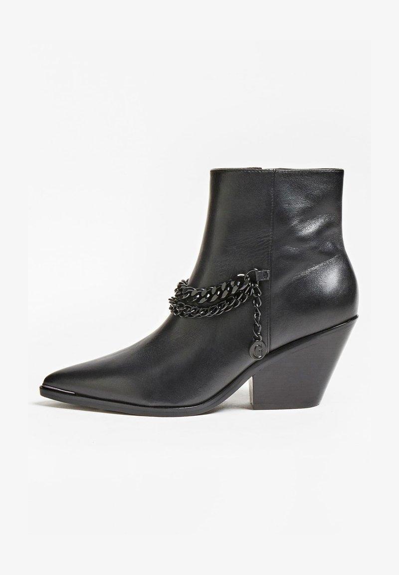 Guess - PATZIY - Ankle boots - noir