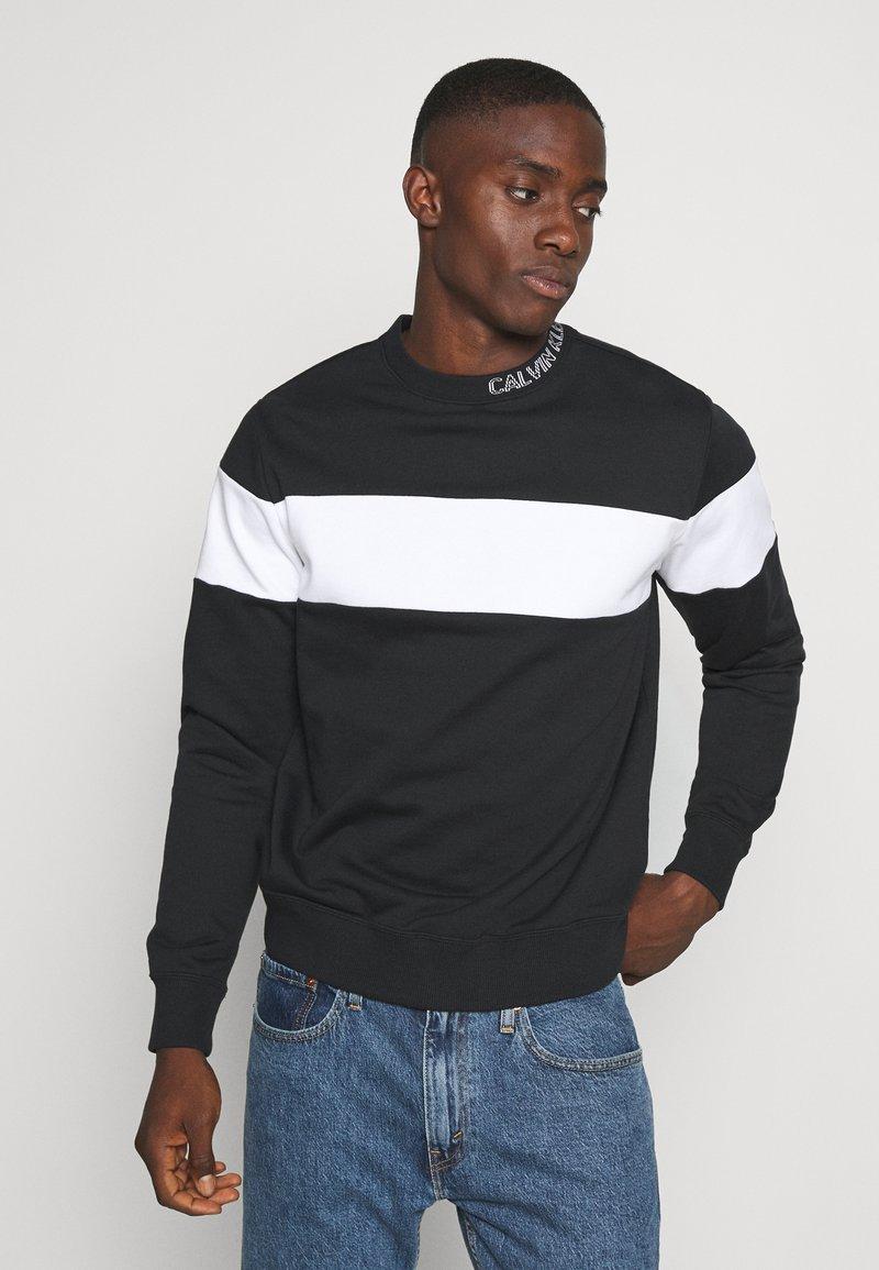 Calvin Klein Jeans - Bluza - black