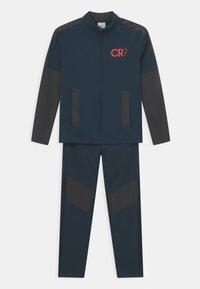 Nike Performance - CR7 UNISEX - Verryttelypuku - armory navy/anthracite/black - 0
