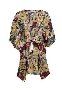 usha - Summer jacket - flower print - 0