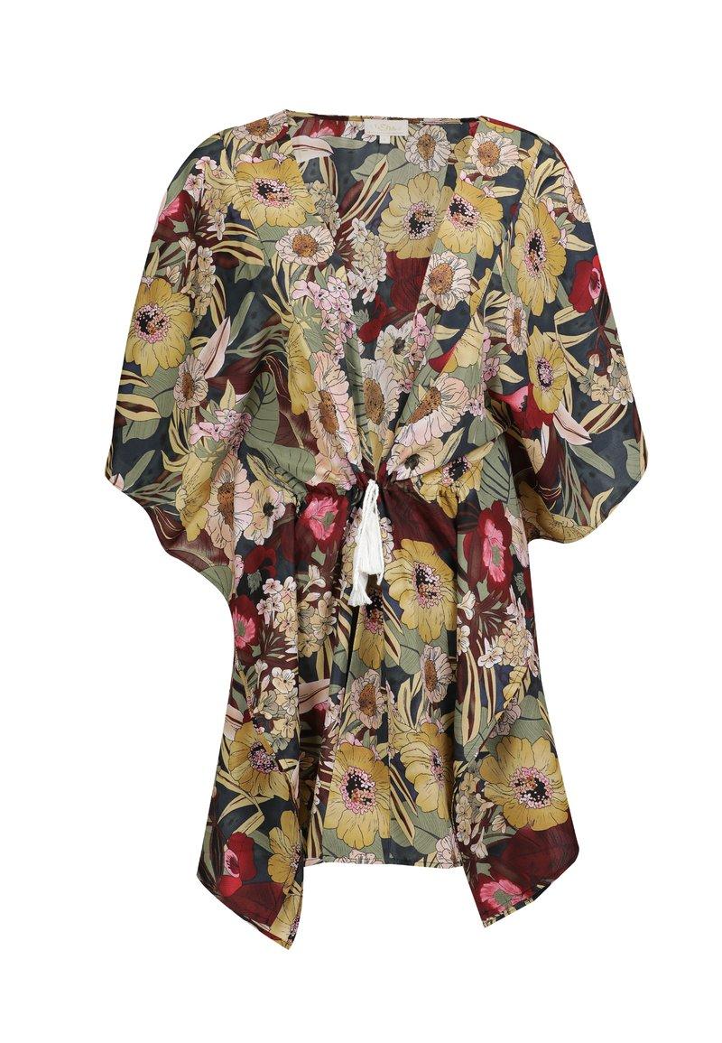 usha - Summer jacket - flower print