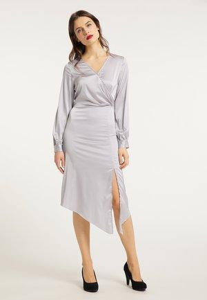 Sukienka letnia - silber