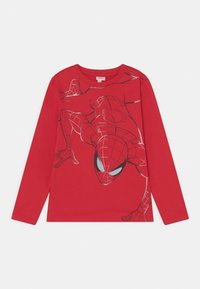 OVS - SPIDERMAN  - Long sleeved top - barbados cherry - 0