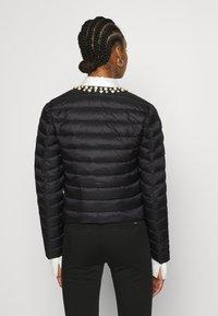 Liu Jo Jeans - IMBOTTITO CORT - Light jacket - nero - 2