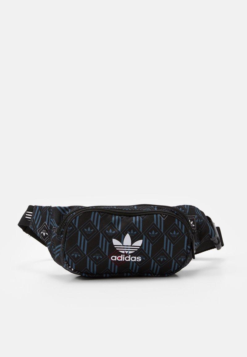 adidas Originals - MONOGR WAISTBAG - Bum bag - black