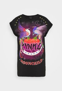 Pinko - GEROLAMO - Print T-shirt - black - 4