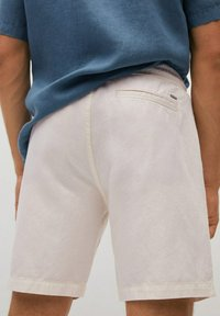 Mango - FLEK - Shorts - white - 4