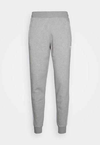 3 STRIPES PANT - Pantalones deportivos - medium grey heather
