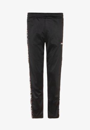 TALISA - Teplákové kalhoty - black