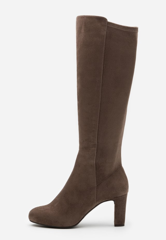 NATALIE - Stiefel - taupe