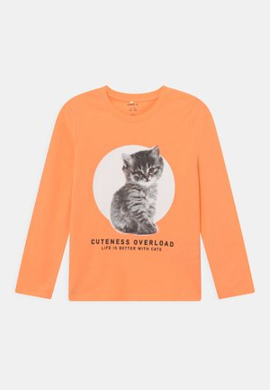 NKFDIRGA  - Long sleeved top - cantaloupe