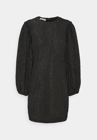 DESIGNERS REMIX - KAPPA SLEEVE DRESS - Cocktail dress / Party dress - black - 0