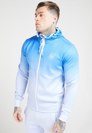 AGILITY - veste en sweat zippée - blue