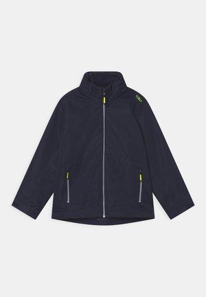FIX HOOD 2-IN-1 UNISEX - Hardshell jacket - black blue
