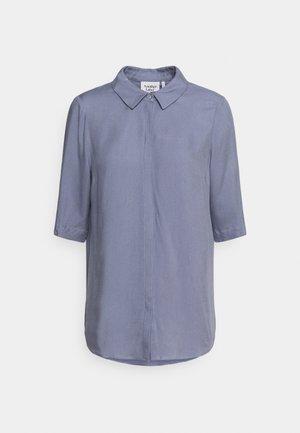 BACHE - Button-down blouse - silver blue