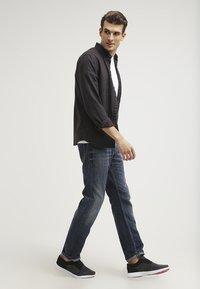 TOM TAILOR - MARVIN - Straight leg jeans - mid stone wash denim - 1