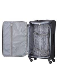 Travelite - GARDA - Wheeled suitcase - black - 4